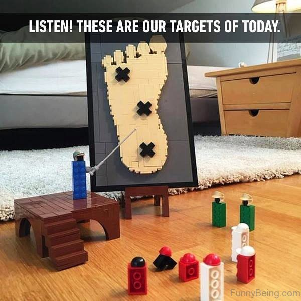 Listen These Are Our Targets Of Today