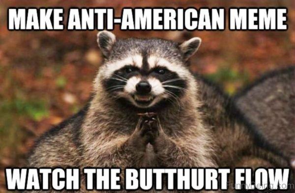 Make Anti American Meme