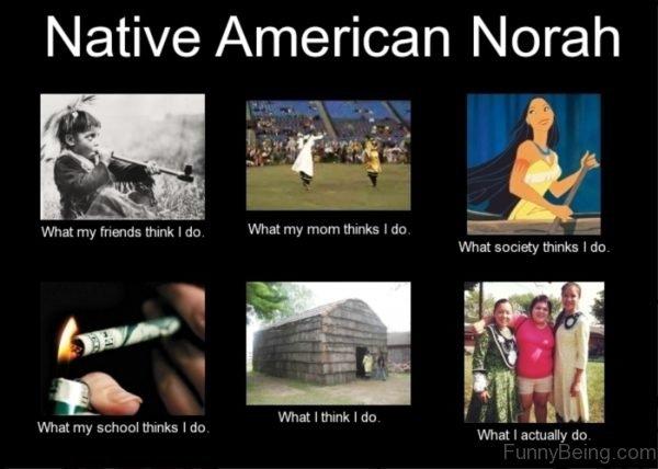 Native American Norah