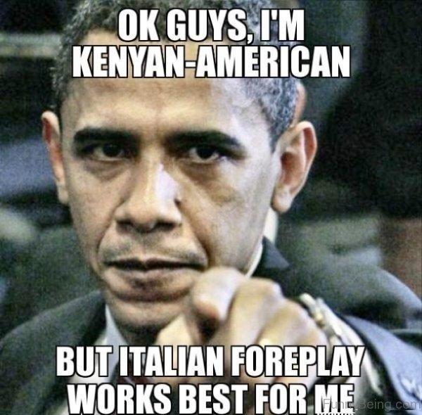Ok Guys Im Kenyan American