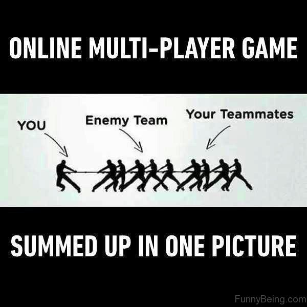 Online Multi Player Game