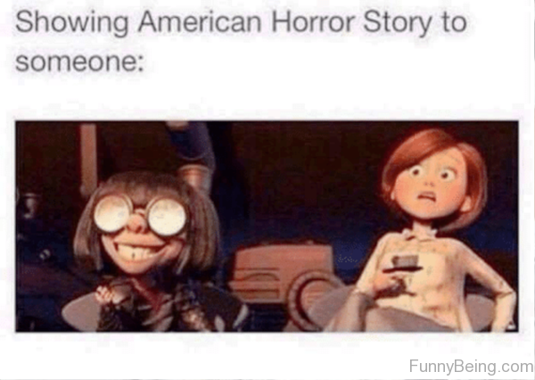Showing American Horror Story