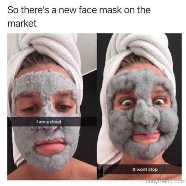 So Theres A New Face Mask On The Market