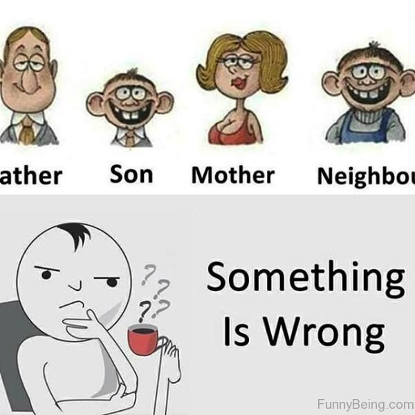 Something Is Wrong