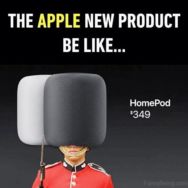 The Apple New Product Be Like
