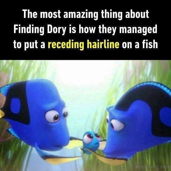 The Most Amazing Thing About Finding Dory