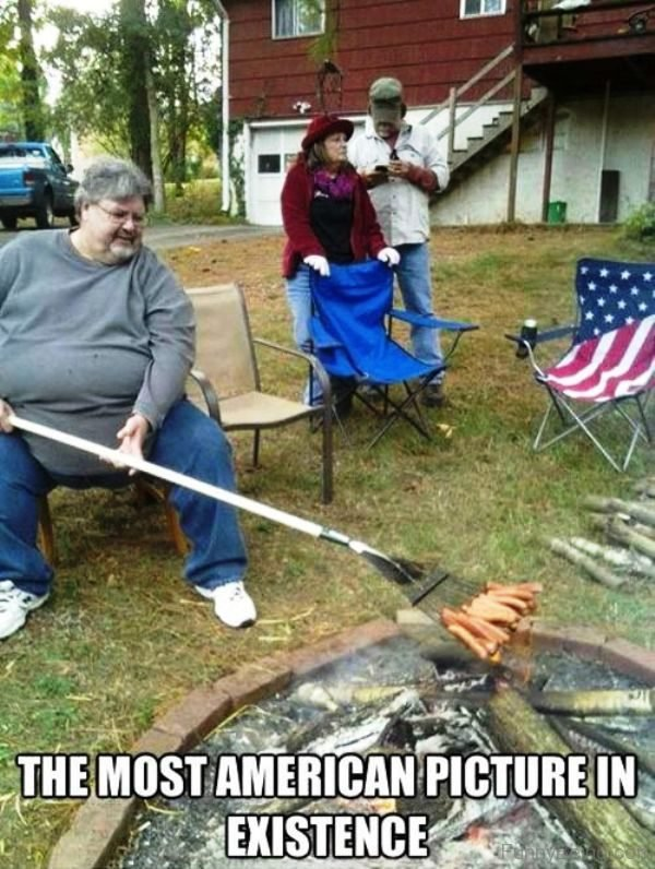 The Most American Picture In Existence