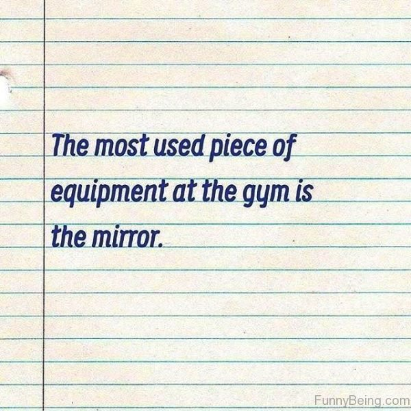 The Most Used Piece Of Equipment