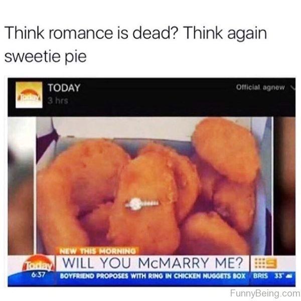 Think Romance Is Dead
