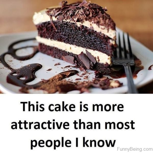 This Cake Is More Attractive