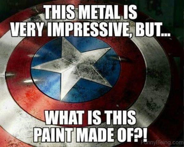 This Metal Is Very Impressive