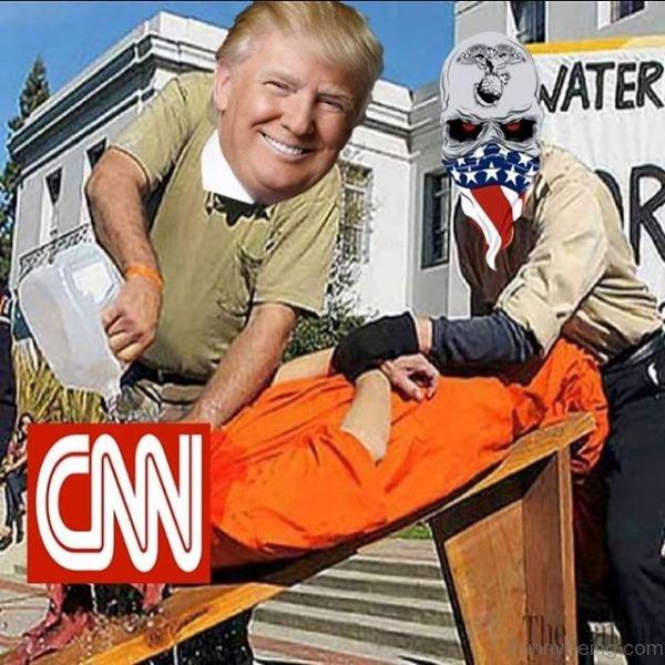 25 Donald Trump Vs Cnn Fake News Memes