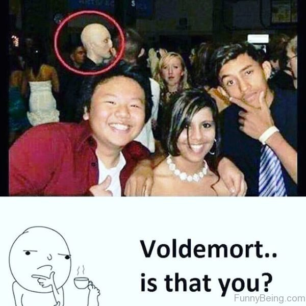Voldemort Is That You