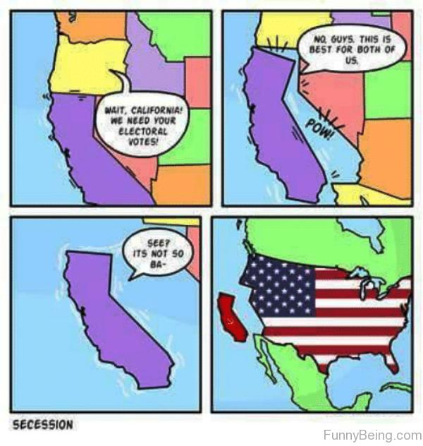 Wait California We Need Your