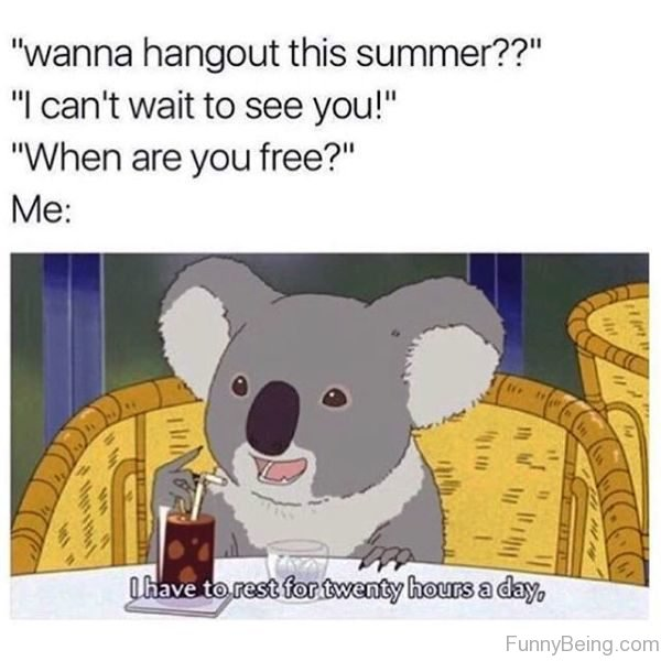 Wanna Hangout This Summer