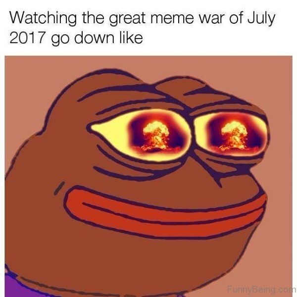 Watching The Great Meme War