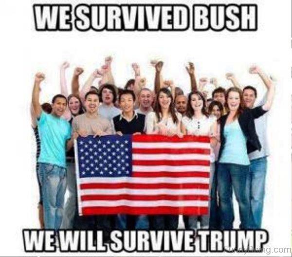 We Survived Bush