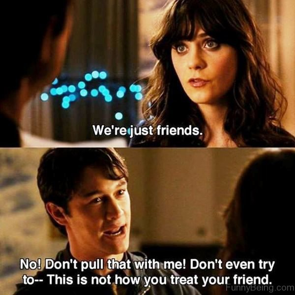 We re Just Friends