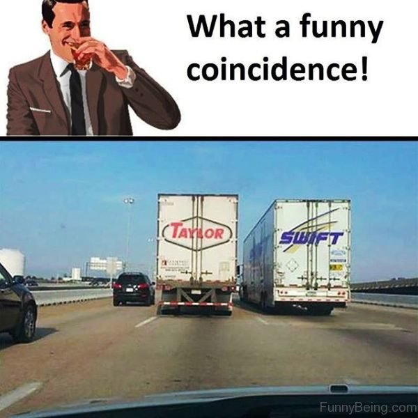 What A Funny Coincidence