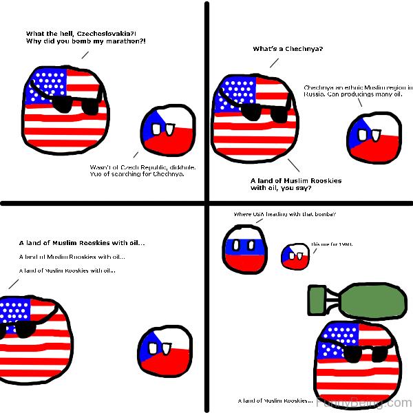 What The Hell Czechoslovakia