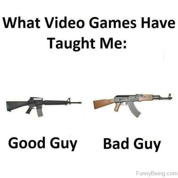 What Video Games Have Taught Me