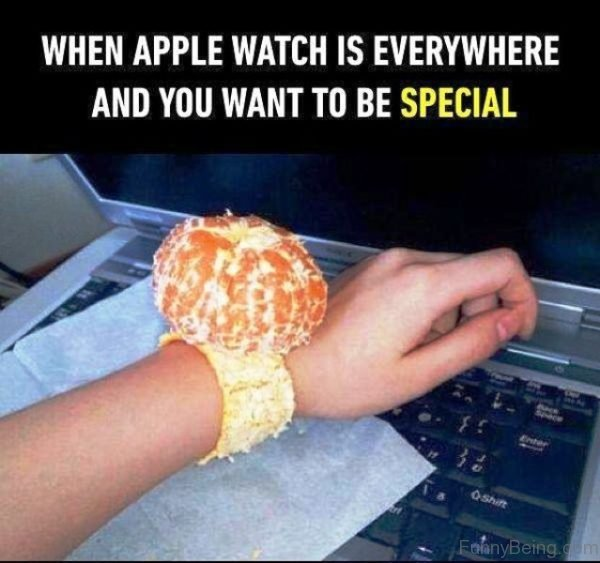 When Apple Watch Is Everywhere