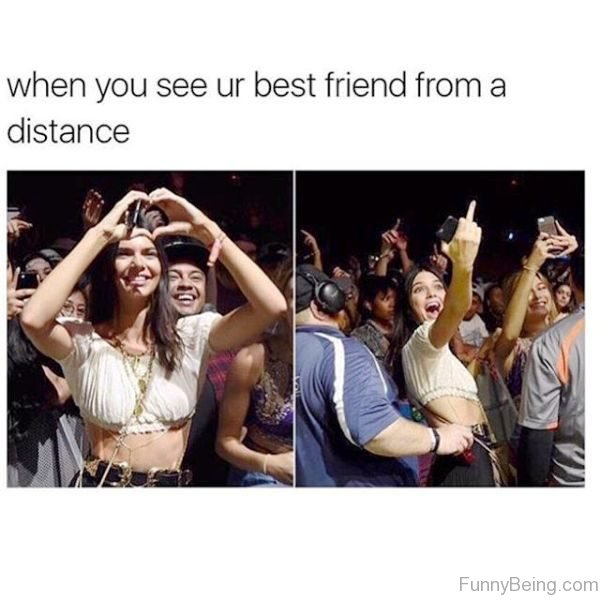 When You See Your Best Friend