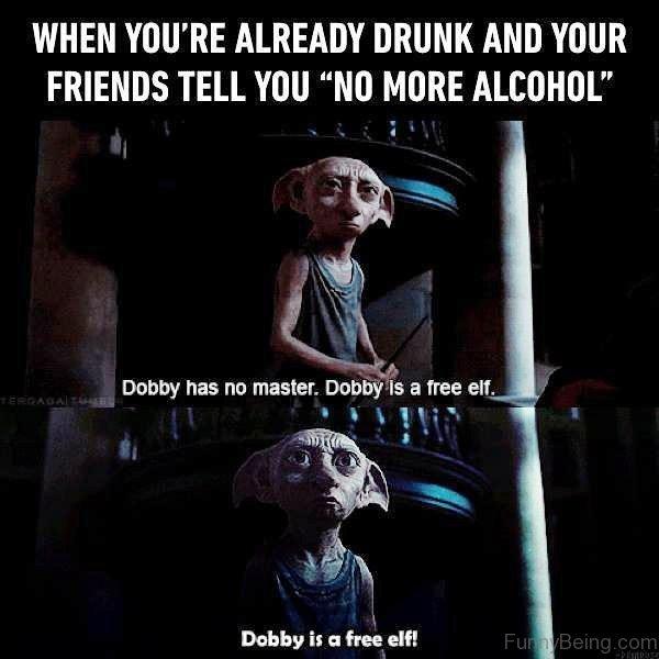 When You re Already Drunk