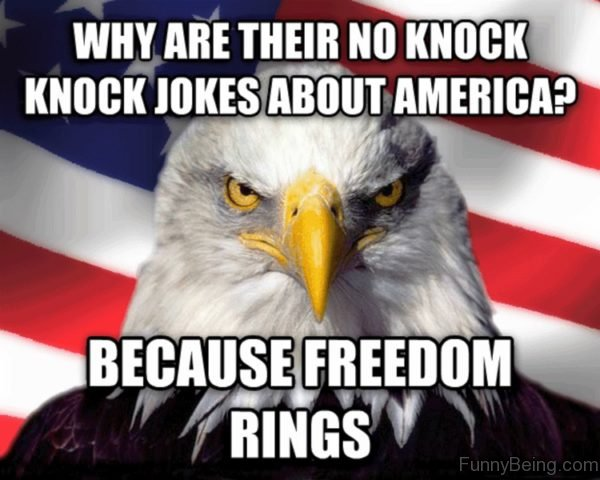Why Are Their No Knock Knock Jokes