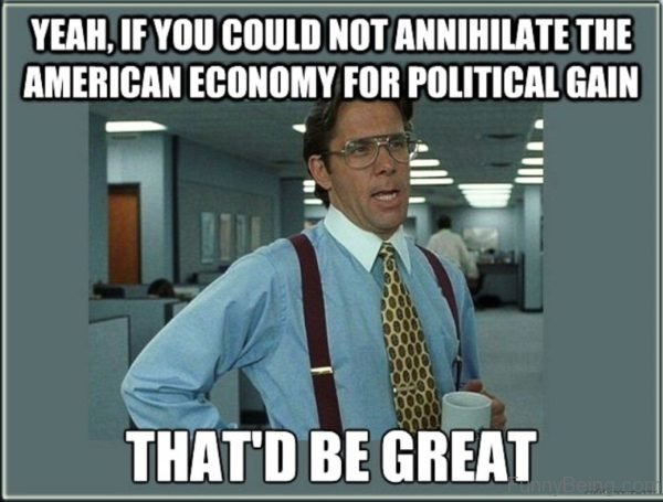 Yeah If You Could Not Annihilate