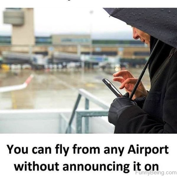 You Can Fly From Any Airport