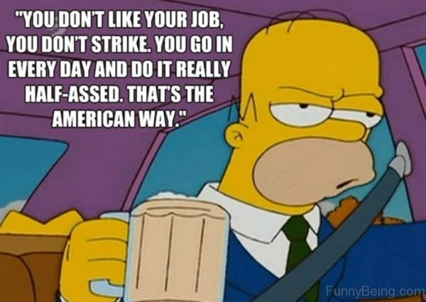 You Dont Like Your Job