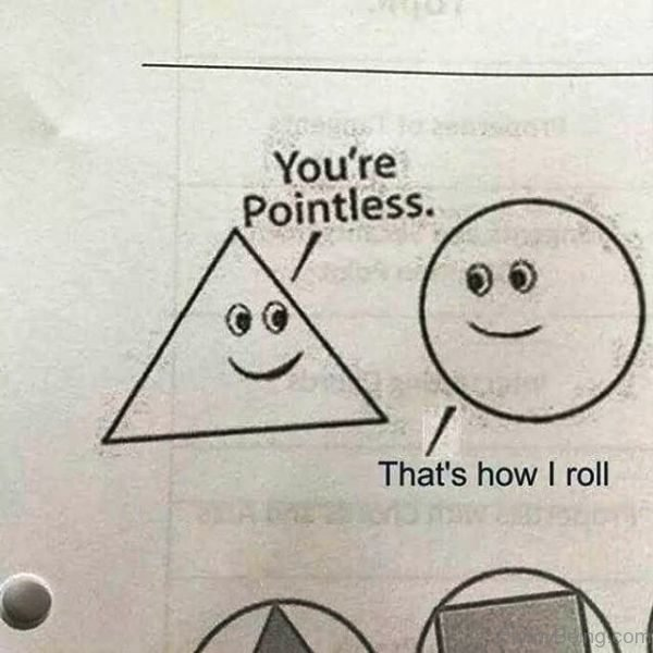 You re Pointless