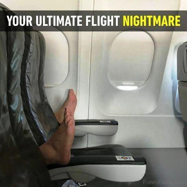 Your Ultimate Flight Nightmare