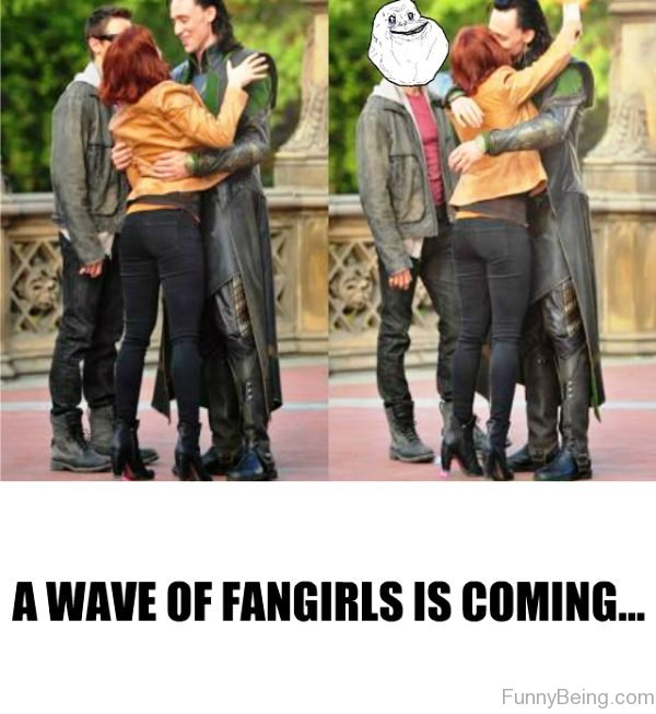 A Wave Of Fangirls Is Coming