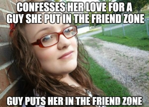Confesses Her Love For A Guy