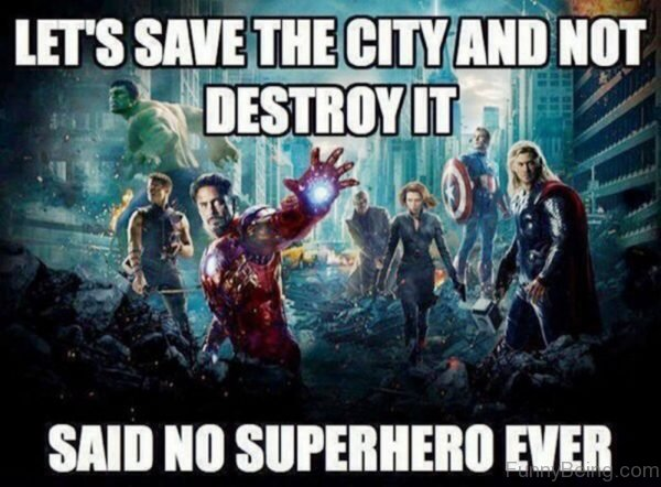 Lets Save The City And Not Destroy It