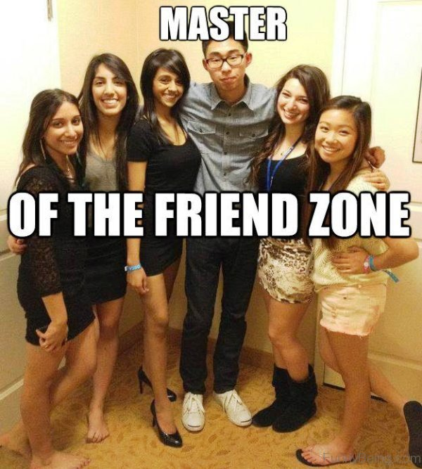 Master Of The Friend Zone