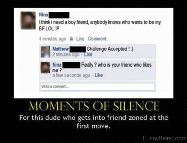 Moments Of Silence.
