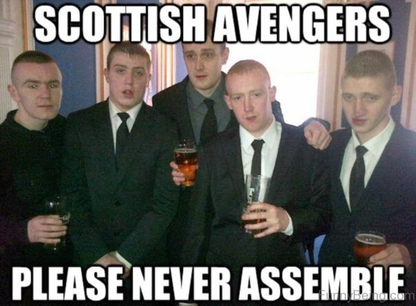 Scottish Avengers