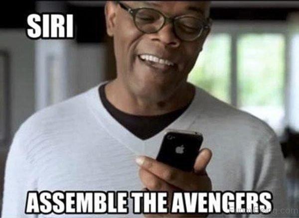 Sir Assemble The Avengers