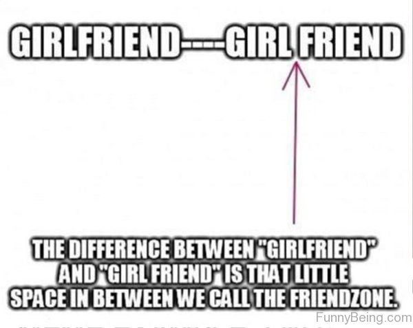 The Difference Between Girlfriend