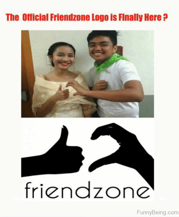 The Official Friendzone Logo Is Finally Here