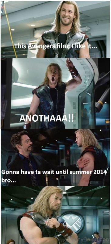 This Avengers Film I Like It