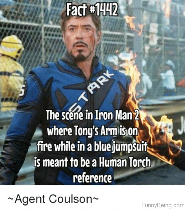 This Scene In Iron Man 2