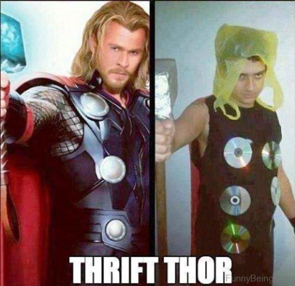Thrift Thor