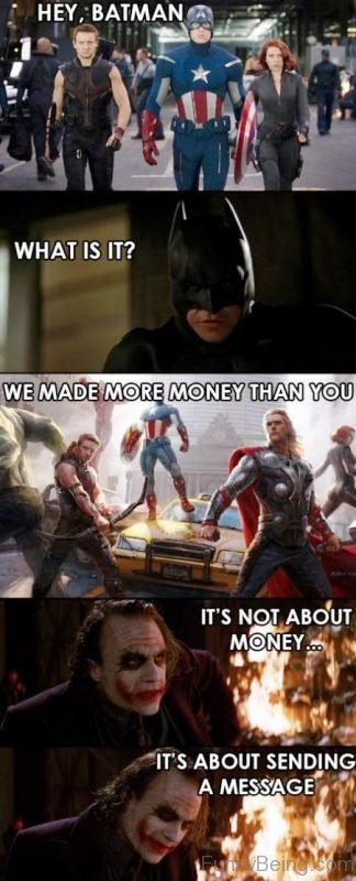 We Made More Money Than You