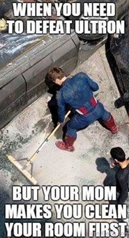 When You Need To Defeat Ultron