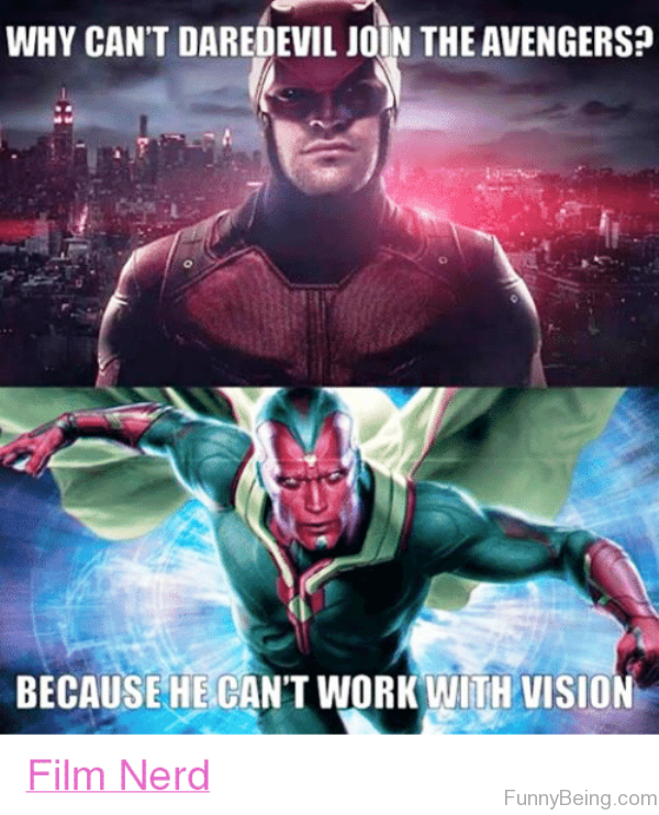 Why Cant Daredevil Join The Avengers