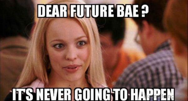 Dear Future Bae